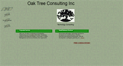 Preview of oaktreeconsulting.net